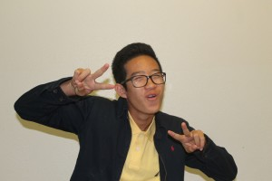 Humans of HHS: Hugh Nguyen