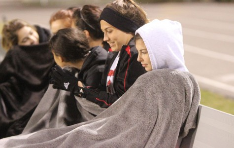 Keeping warm during winter sports