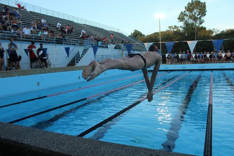Swim Team Claims Victory Over Gaither