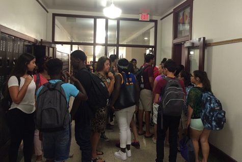 Students receive calls to report to detention