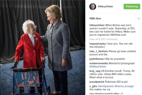 Top five political accounts to follow on Instagram
