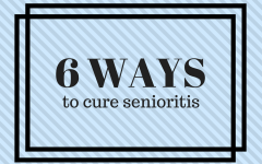 Six ways to cure senioritis