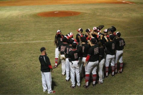 Baseball prepares for Saladino Tournament