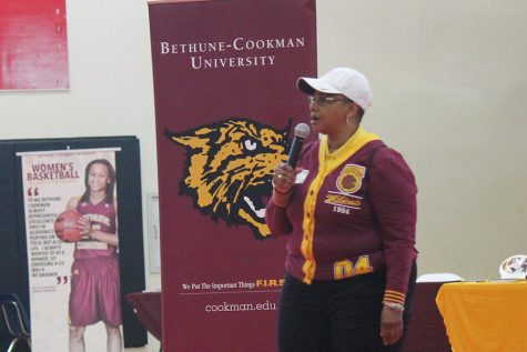 Bethune-Cookman holds recruiting event at Hillsborough