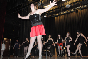 Thespians bring alive the roaring 20s