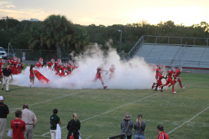 Sideline sights: Armwood game