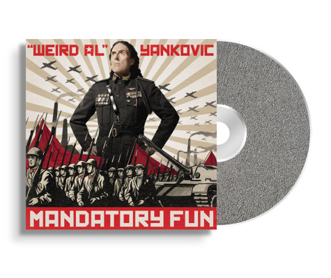 REVIEW: Mandatory Fun is a Weird Al Bummer