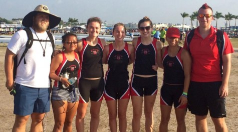 Crew races to nationals