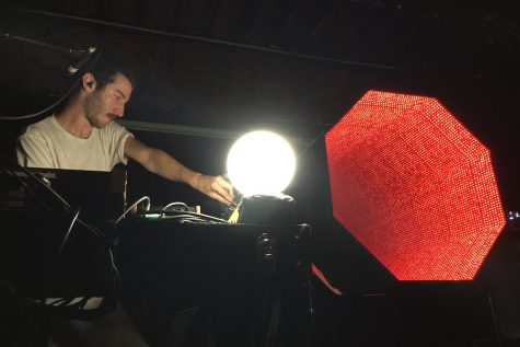 Chrome Sparks, Roland Tings and Fr33dback perform at Ybor City