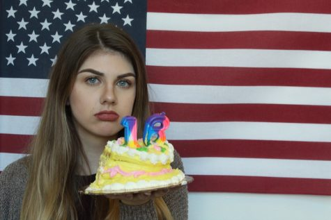 The election is ruining my birthday