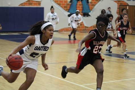 Girls basketball falls to Sickles on senior night