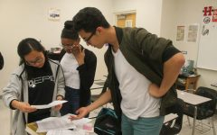 Speech and debate members work for the future