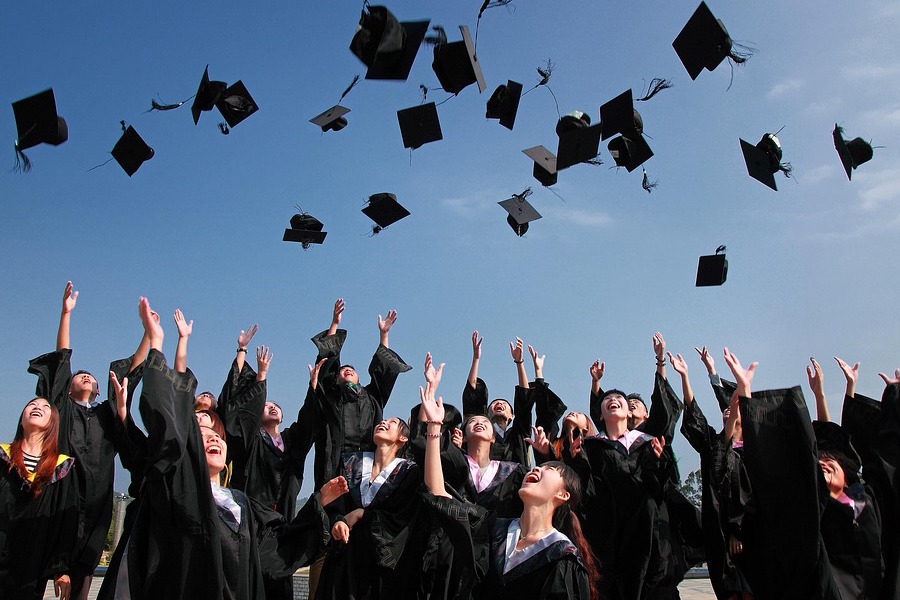 QUIZ: What should you do the day after graduation?