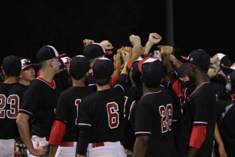 Baseball falls in district final but makes post-season
