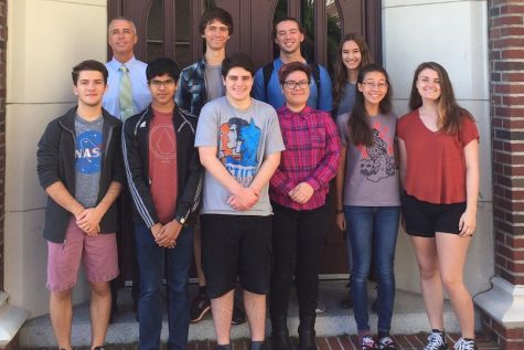 Nine students named Merit Scholars