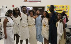 Students show out on Spirit Day