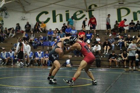 Two wrestlers move on to regionals