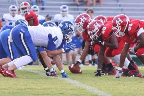 Terriers beat East Lake 29-23 in the first preseason game
