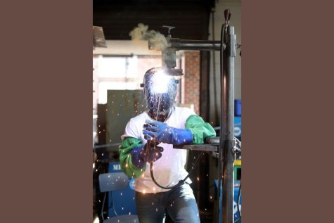 De'Narjae Womack: The Welder