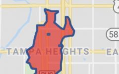 Power in Seminole Heights goes out
