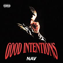 NAV's 'Good Intentions' Debuts at No. 1