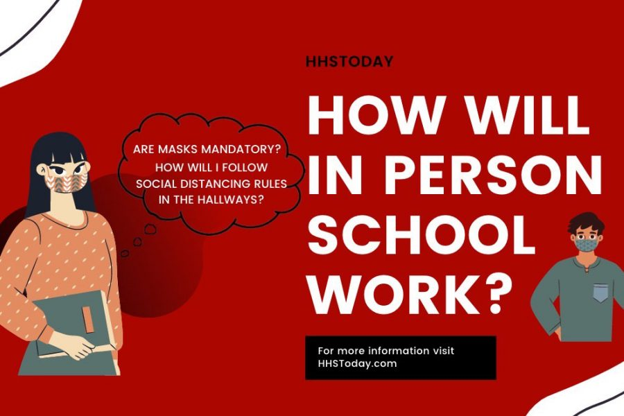 Questions Answered: How will in-person school work?