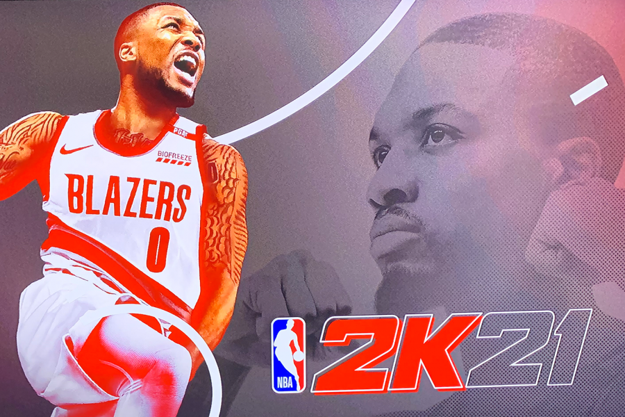 NBA 2K Scores with