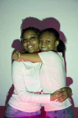 """I'Aissa Jenkins and Aaliyah Anderson """"The Two Pretty Best Friends"""""""
