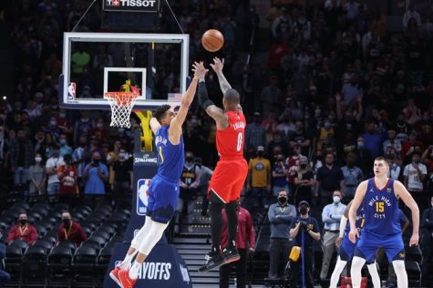 Damian Lillard pours 55 points in Blazers- Nuggets Game 5: a Spiritual Experience in basketball form