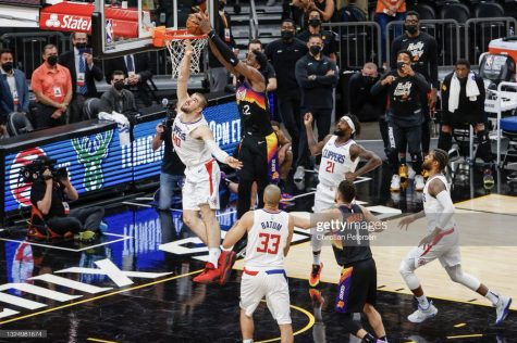 Clippers-Suns Conference Finals Epitomizes the Bizarreness of this Year